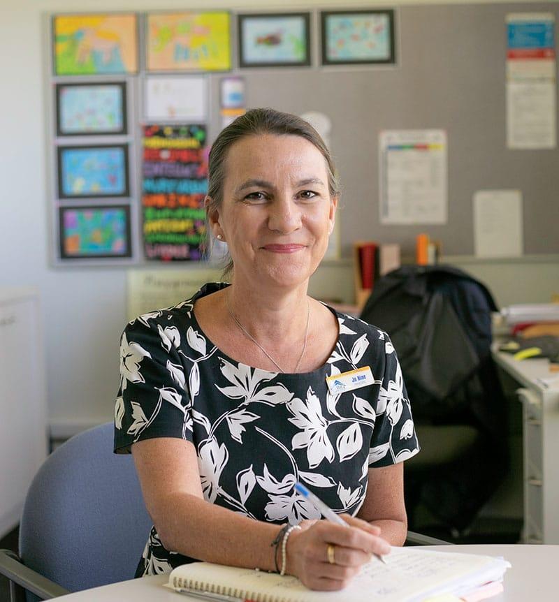 Jo Hine - Principal